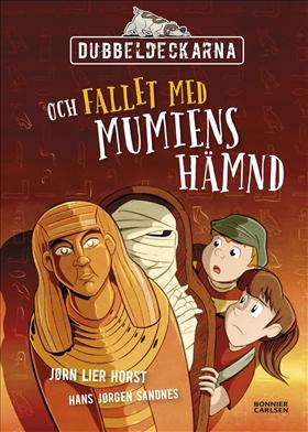 Dubbeldeckarna och fallet med mumiens hämnd