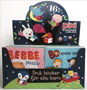 Pixi säljförpackning serie 239
