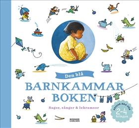 Den blå barnkammarboken