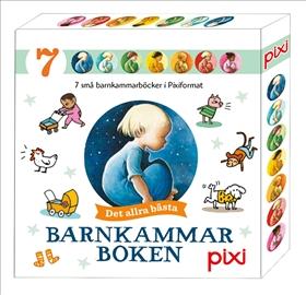 Pixibox: Barnkammarboken 2019