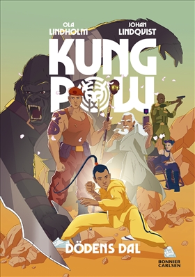 Kung Pow: Dödens dal
