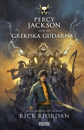 Percy Jackson och de grekiska gudarna