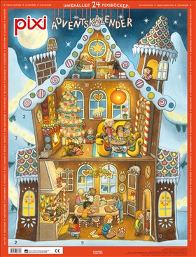 Pixi adventskalender – Lisa Moroni