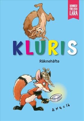 Kluris Räknehäfte (25-pack)