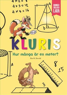 Kluris - Hur många är en meter?