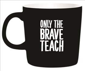 Temugg - Only the brave teach