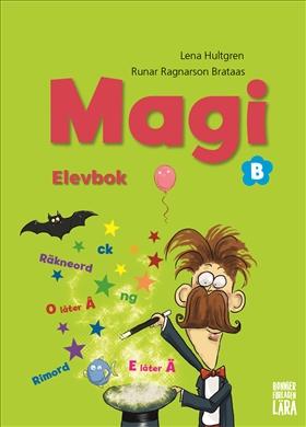 Magi B - Elevbok