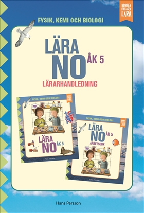 Lära NO åk 5 - Lärarhandledning