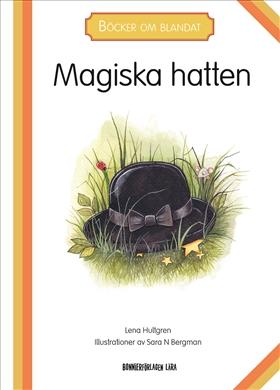 Böcker om blandat - Magiska hatten, 5-pack