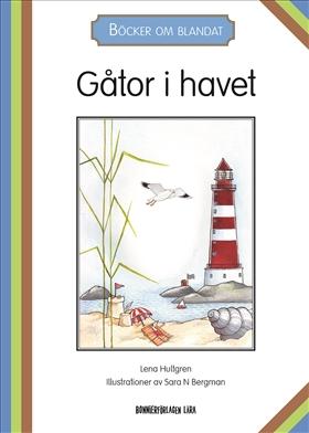 Böcker om blandat - Gåtor i havet, 5-pack