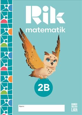 Testversion Rik matematik 2 B Elevbok