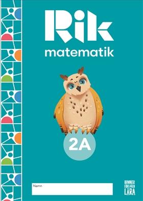 Testversion Rik matematik 2 A Elevbok
