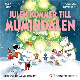 Julen kommer till Mumindalen
