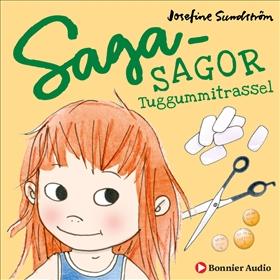 Sagasagor. Tuggummitrassel