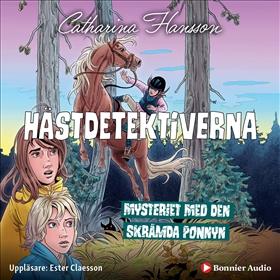 Hästdetektiverna. Mysteriet med den skrämda ponnyn