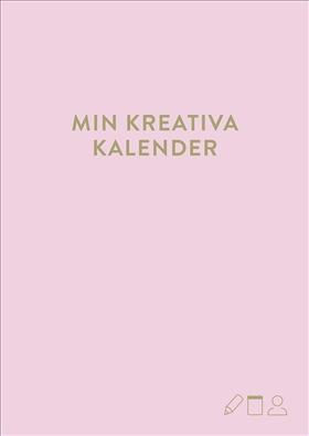 Min kreativa kalender: gammelrosa