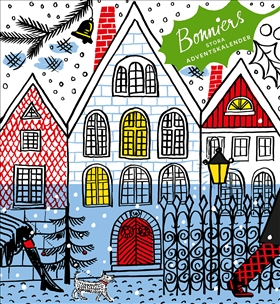 Bonniers stora adventskalender