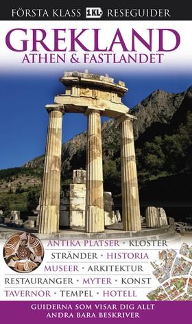 Grekland. Athen & fastlandet