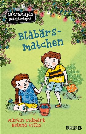 LasseMajas sommarlovsbok: Blåbärsmatchen