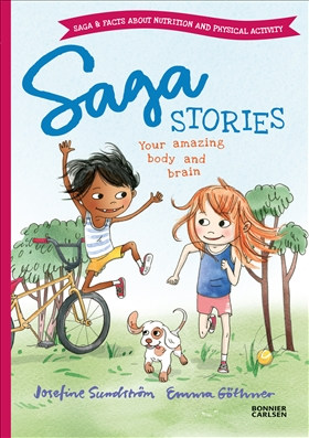 Saga stories. Your amazing body and brain