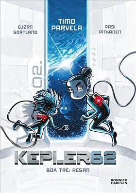 Kepler62: Resan