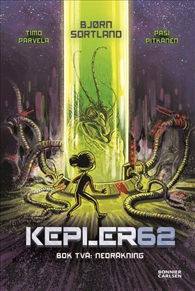Kepler62: Nedräkningen