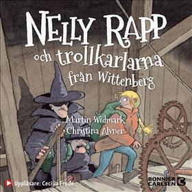 Nelly Rapp och trollkarlarna från Wittenberg