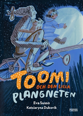 Toomi och den lilla plangneten