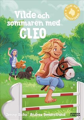 Vilde och sommaren med Cleo