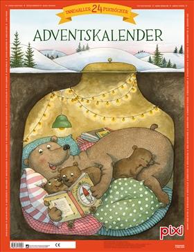 Pixi adventskalender – Maria Nilsson Thore