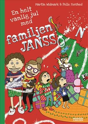En helt vanlig jul med familjen Jansson