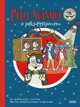 Pelle Svanslös och julklappstjuvarna