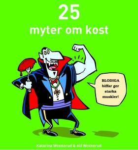 25 myter om kost