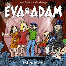 Eva & Adam (Bok nr 12) special