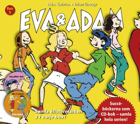 Eva & Adam box 5 (bok 9-10)