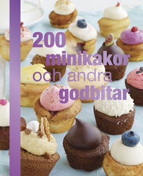 200 minikakor och andra godbitar