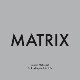Matrix mattespel