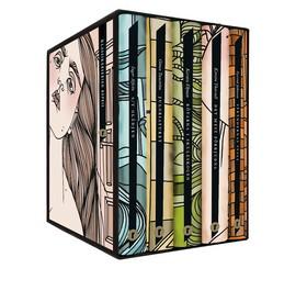 Moderna svenska klassiker/box