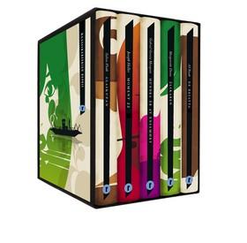 Moderna utländska klassiker/box