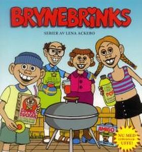 Brynebrinks - serier av Lena Ackebo