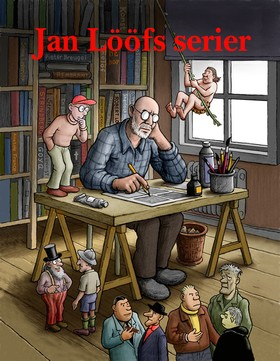 Jan Lööfs serier volym 1