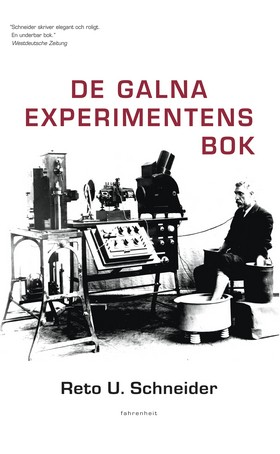 De galna experimentens bok