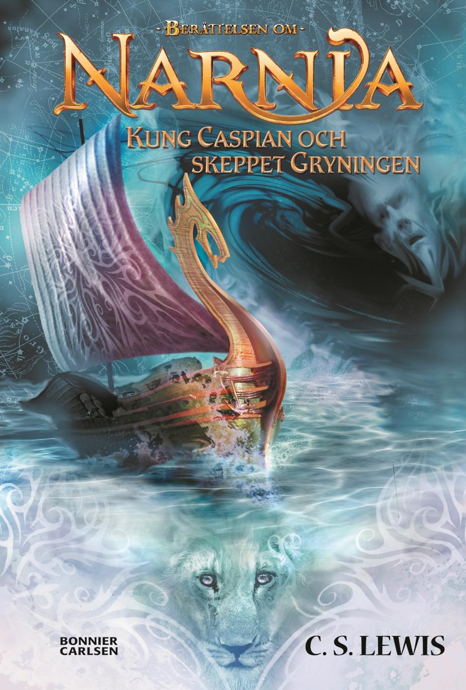 Narnia kung caspian och skeppet gryningen