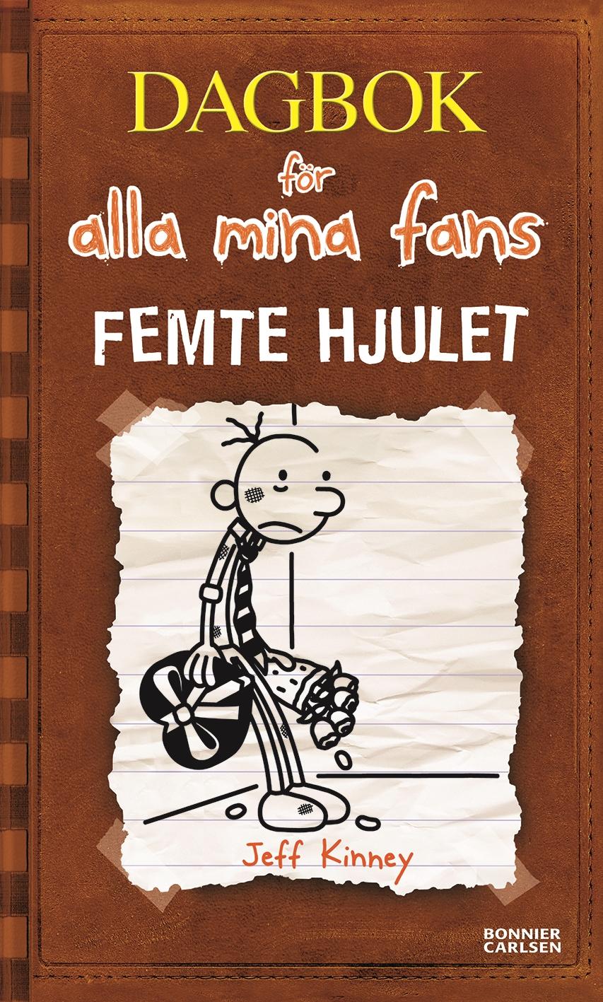 dagbok för alla mina fans femte hjulet
