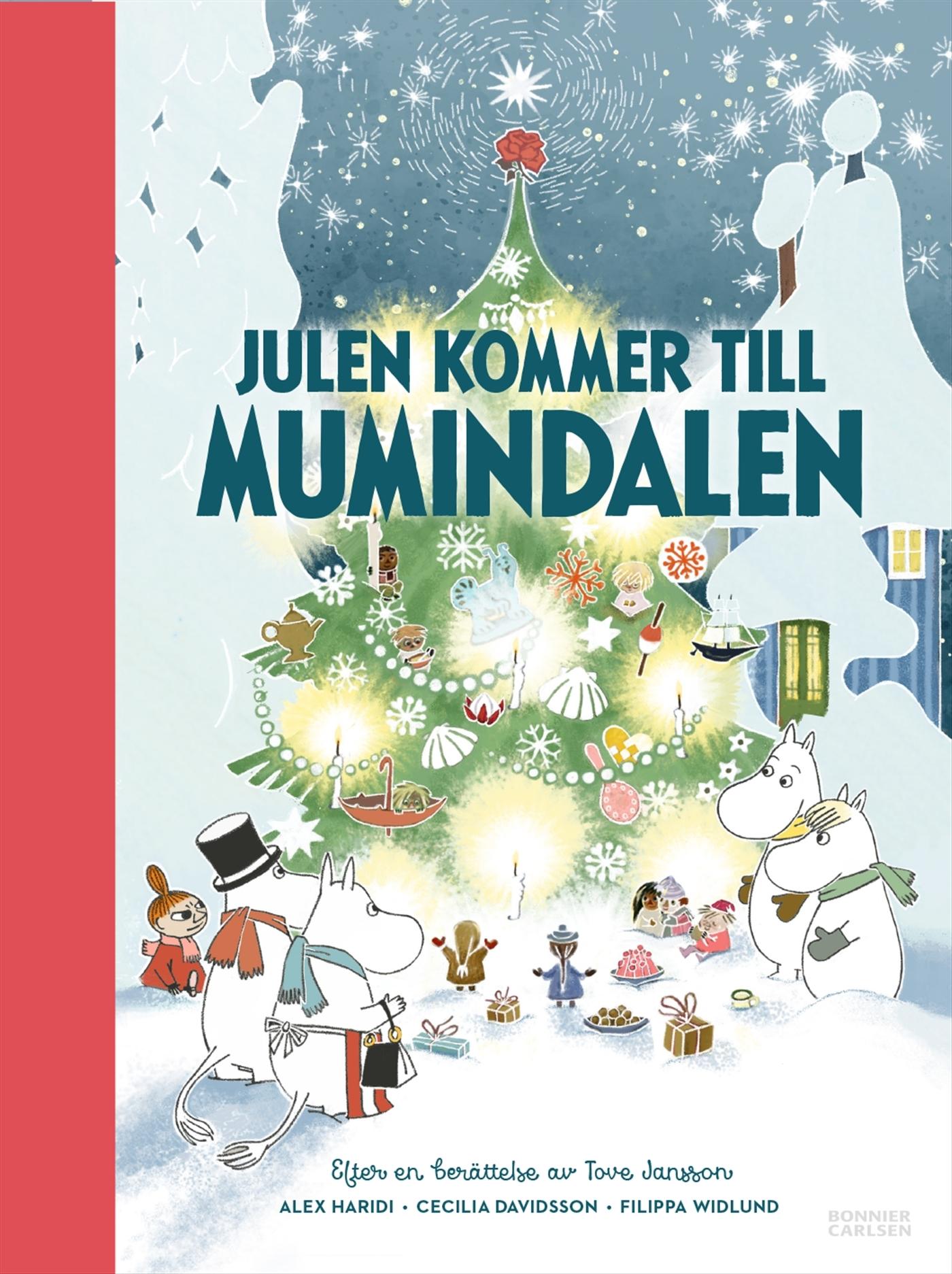 Bildresultat för julen kommer till mumindalen