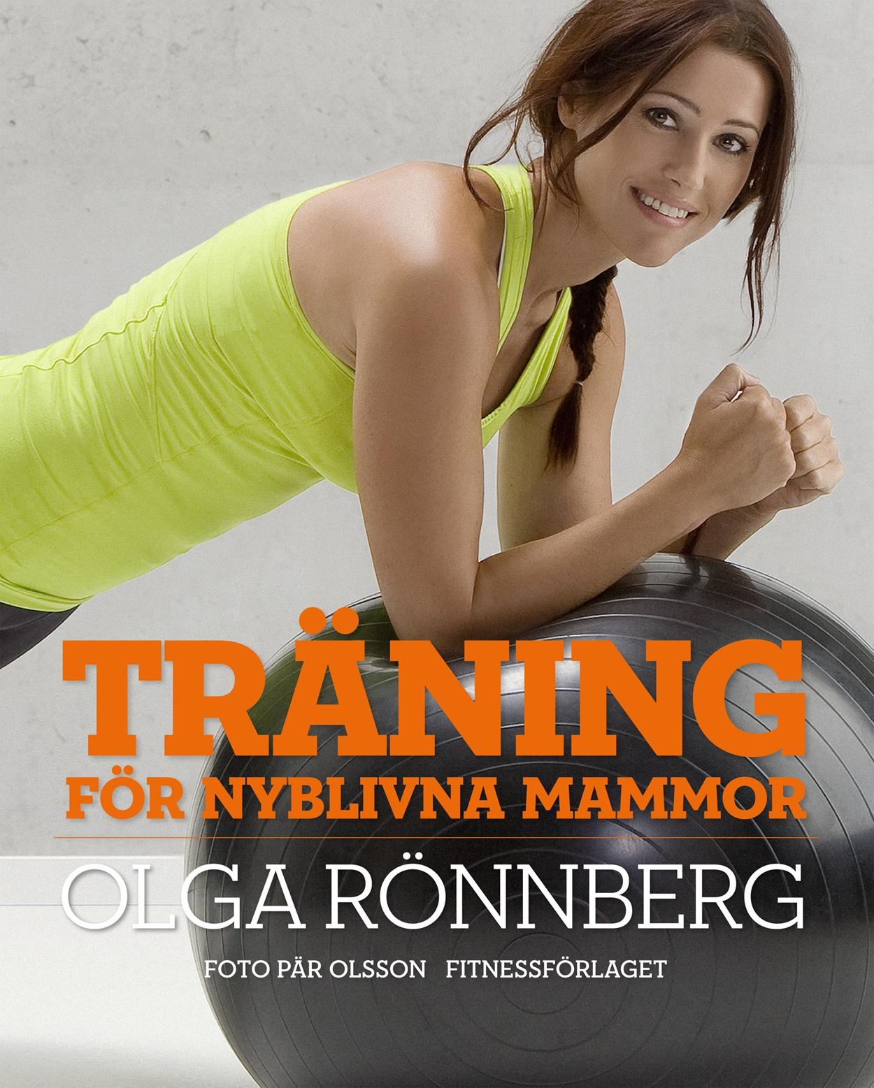 styrketräning för nyblivna mammor