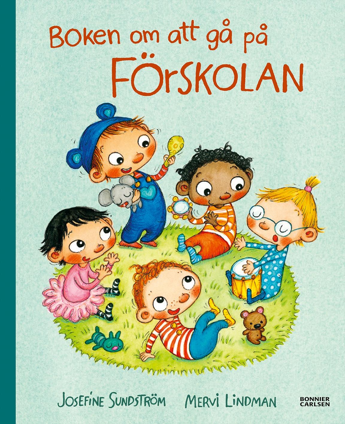 Bildresultat för boken om att gå på förskolan