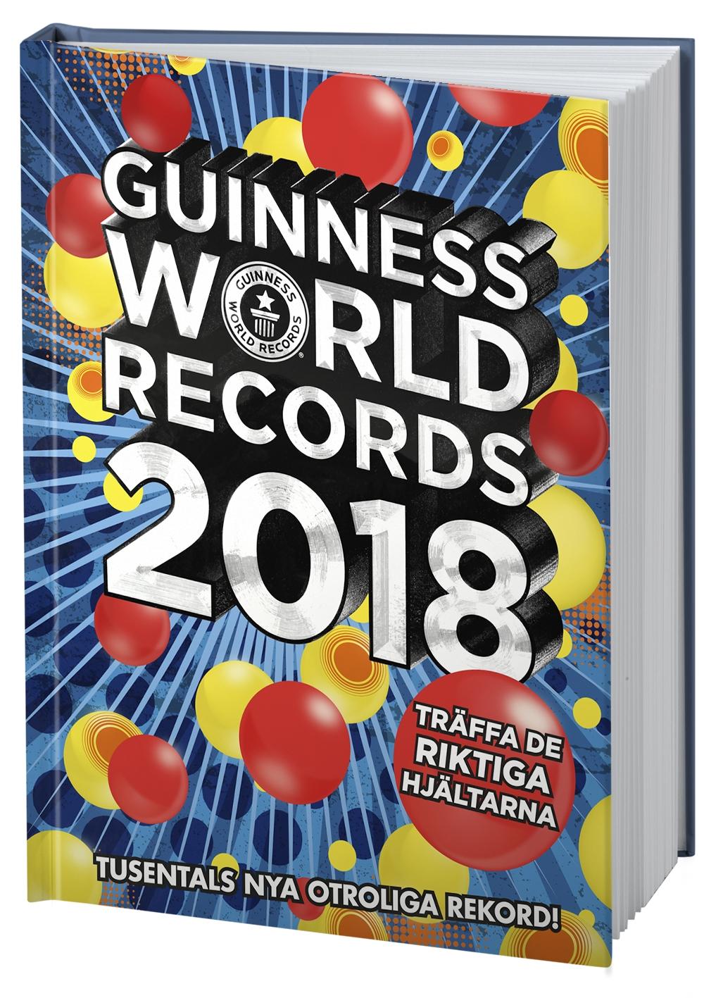 guinness rekordbok svenska rekord