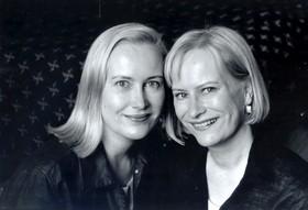 Tiina och Sinikka Nopola