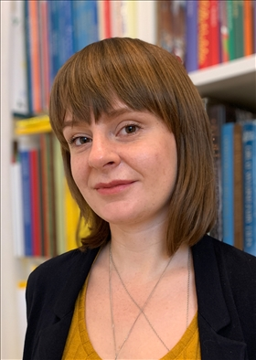 Katsiaryna Dubovik
